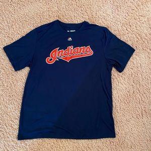 Cleveland Indians jersey shirt